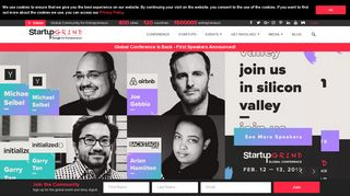 Guest Post on Startupgrind