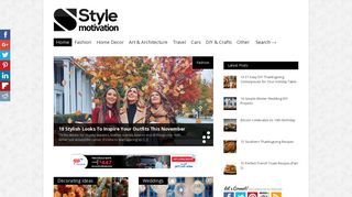 Guest Post on Style Motivation