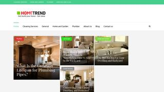 Guest Post on Super Home Trend