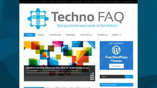 Guest Post on Techno faq