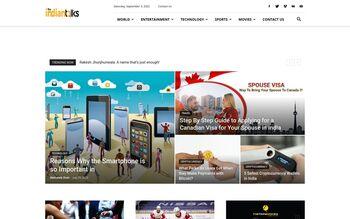 Guest Post on News Portal
