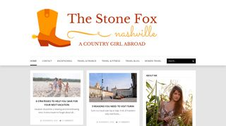 Guest Post on The Stone Fox ? A Country