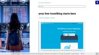 Guest Post on TravelBLOG ? your journey