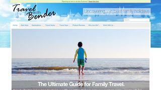 Guest Post on Travel withbender