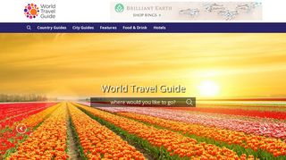 Guest Post on Worldtravel guide