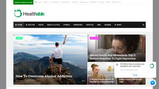 Guest Post on Healthable