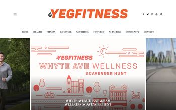 Guest Post on Yegfitness.ca